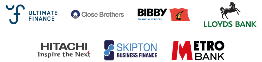 Our finance partners