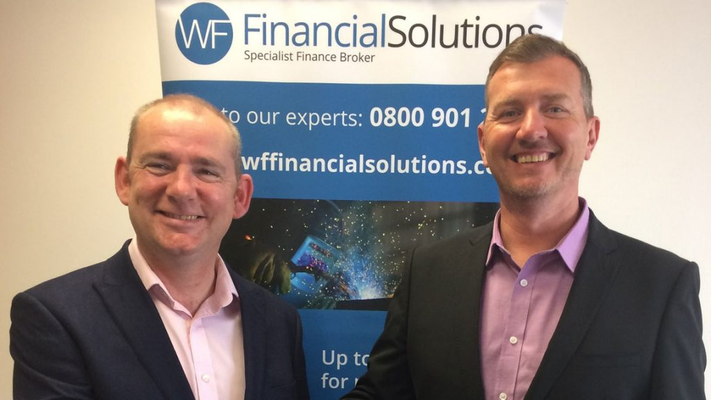 WF Financial Solutions recruits senior financial consultant