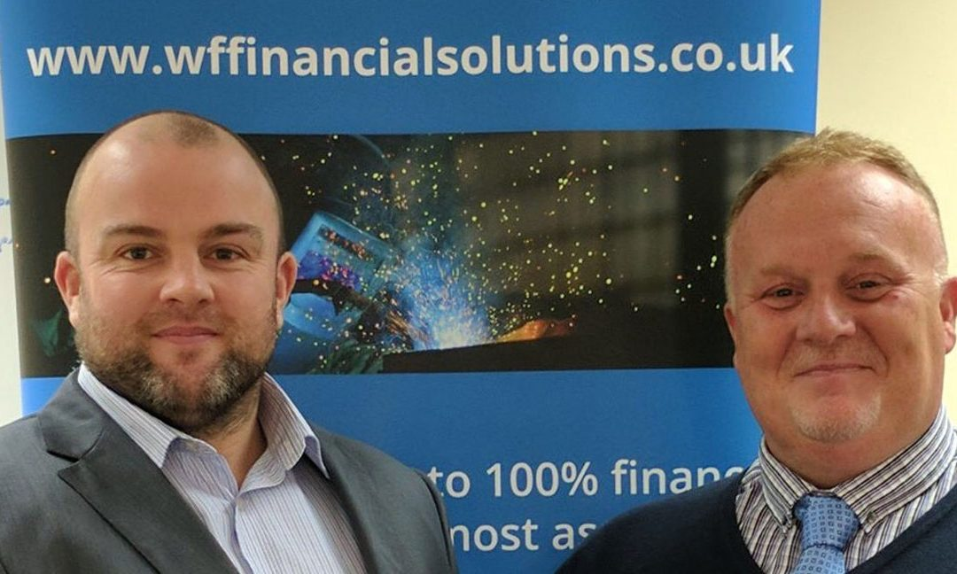 Healthcare recruitment specialist grows with £250k invoice finance