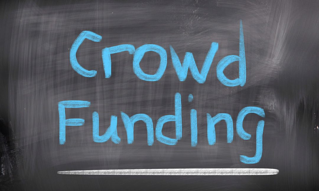 Crowd funding for small businesses