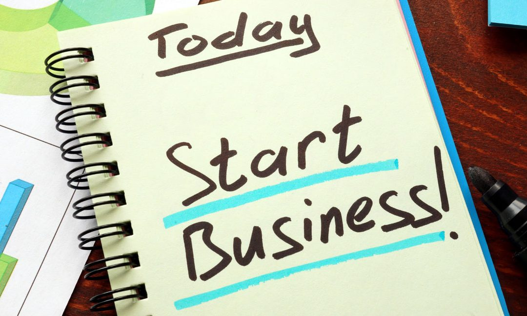 Top 10 tips for starting up a business